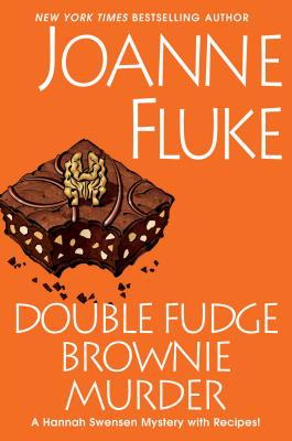 Double Fudge Brownie Murder By Fluke, Joanne